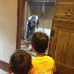もう一つのtelacoya部屋の工事も始まりました!